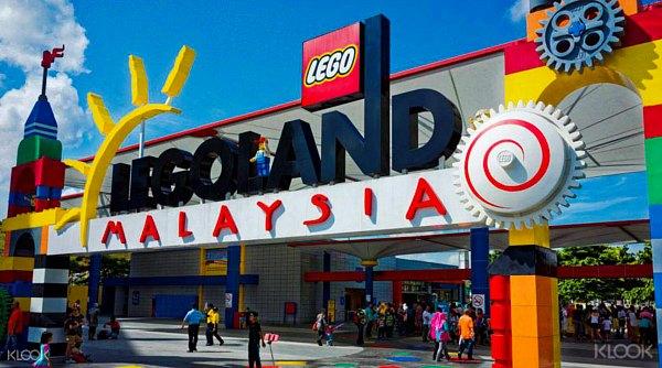 Tiket Murah Legoland Malaysia