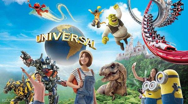 Tiket Murah Universal Studios Singapore