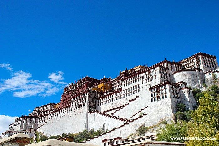 Hari 6 : Keliling Potala Palace dan Jokhang Temple Seharian