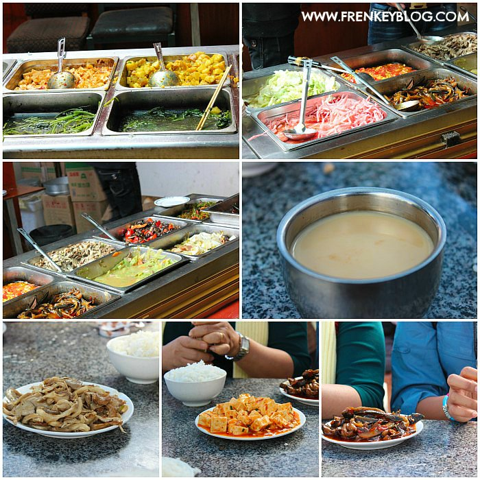 Menu Makanan Vegetarian di Sera Monastery Restaurant