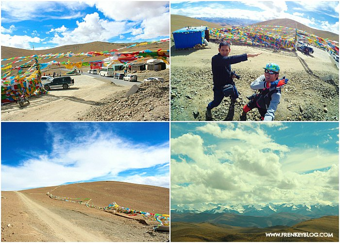 Suasana Rest Area Terakhir sebelum melihat Gunung Everest