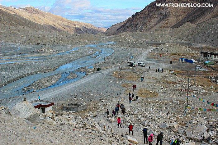 Pemandangan Everest Base Camp