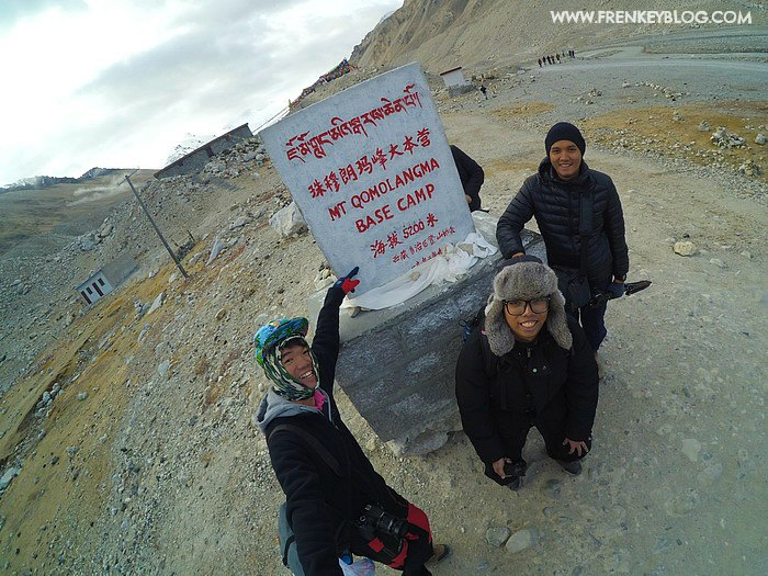 Hari 10 : Perjalanan ke Everest Base Camp dari Tibet, Not a Nice Experience