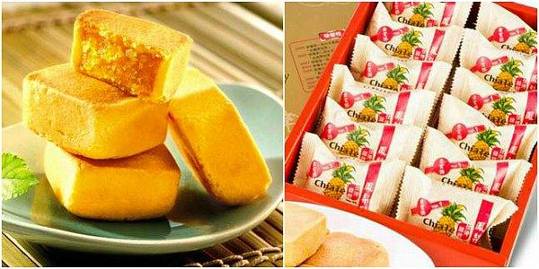 Pineapple Cake Taiwan