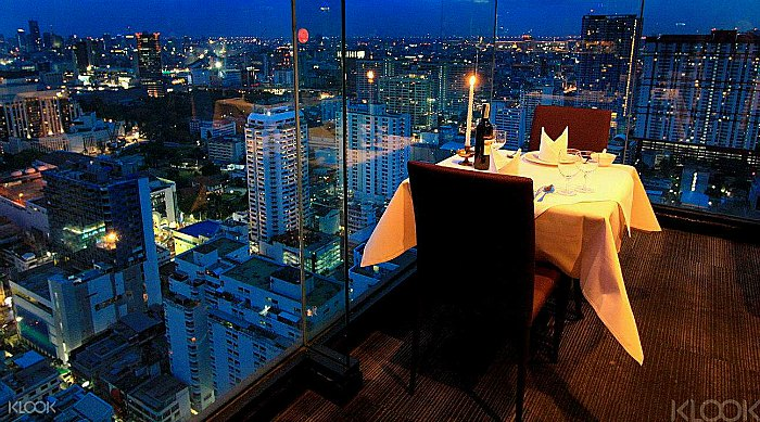 Bangkok Sky Dining Buffet