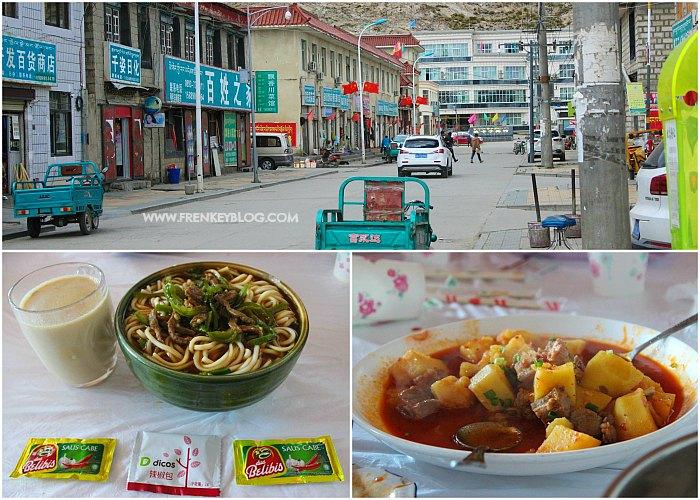 Makanan Terenak Kedua Setelah KFC sepanjang Trip Tibet ini