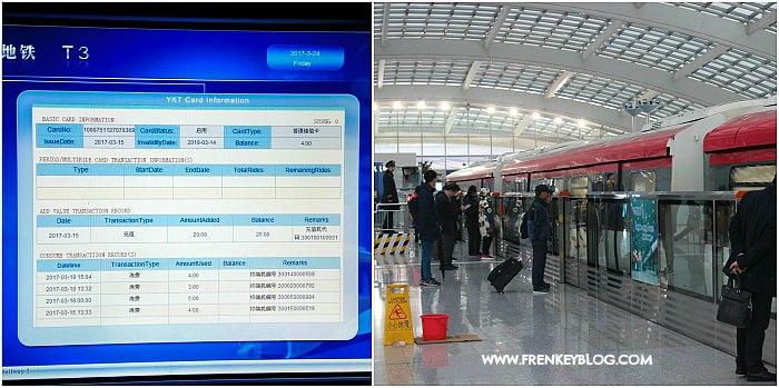 Cek Saldo Yikatong di Mesin, Suasana Antrian menunggu Kereta Airport Express