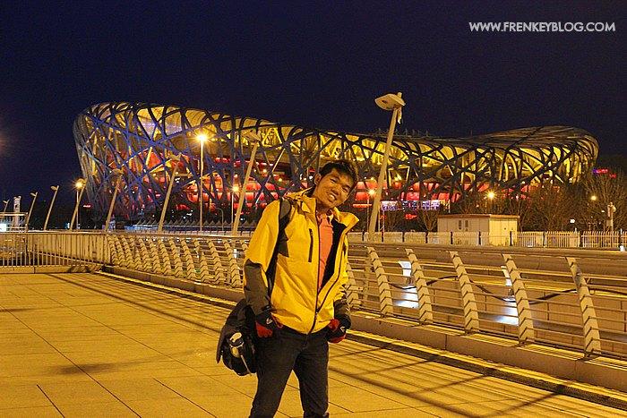 Hari 2 : Beijing Travel – Summer Palace, BirdNest Stadium, Haidilao Hotpot