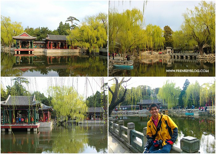 Garden of Harmonious Pleasures Summer Palace
