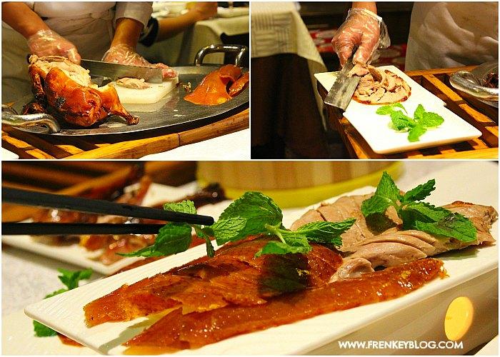 Siji Minfu - Restoran Bebek Peking di Beijing