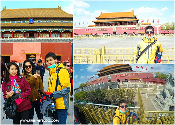Tiananmen Square & Forbidden City - Beijing