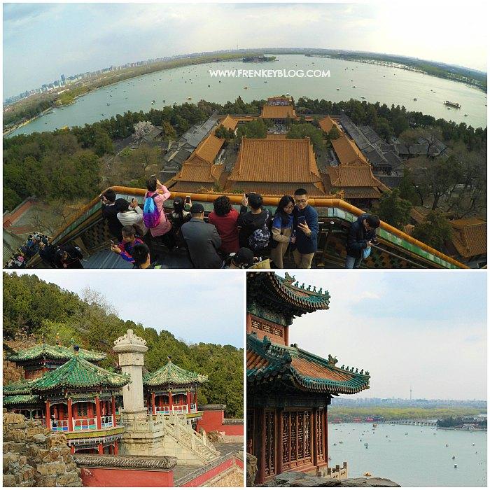 Pemandangan dari atas - Summer Palace