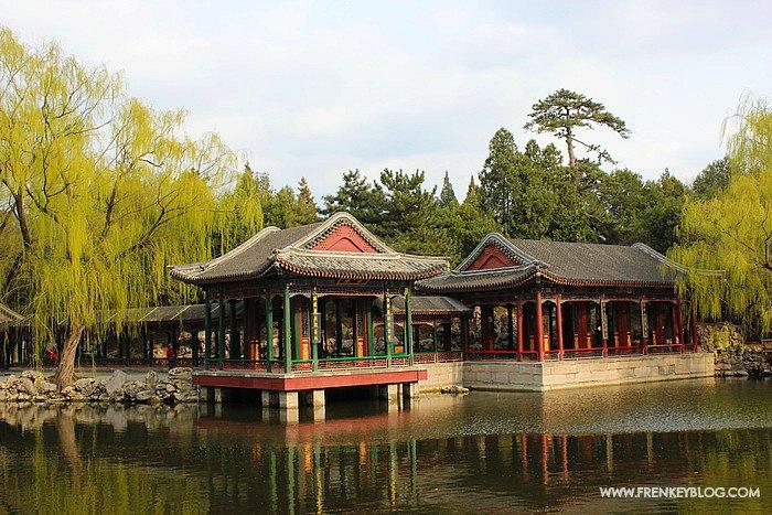 Xiequ Yuan - Summer Palace