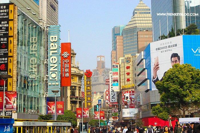 Nanjing Road - Shanghai