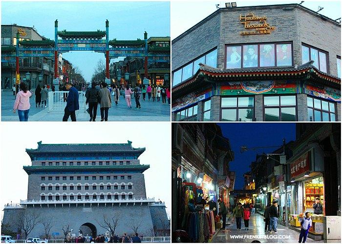 Qianmen Street Beijing, Madame Tussaud Beijing
