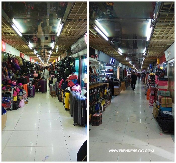 Qipu Market - Tempat Belanja Segala Fashion ( Baju, Sepatu, Tas, dll )