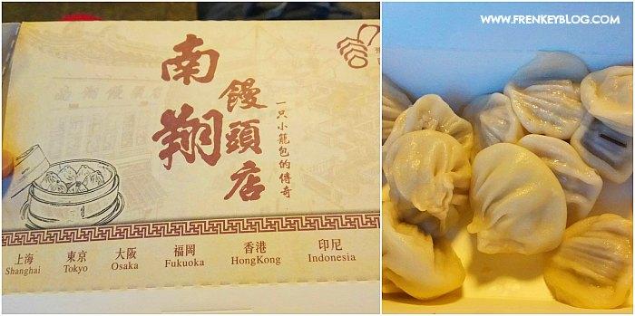 Icip-icip Xiaolongbao di Yuyuan Garden ( 1 Porsi 22 Yuan )
