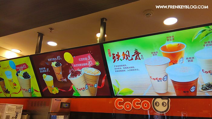 Coco Milktea Drink - Beli Chocolate pudding and pearl 12 Yuan