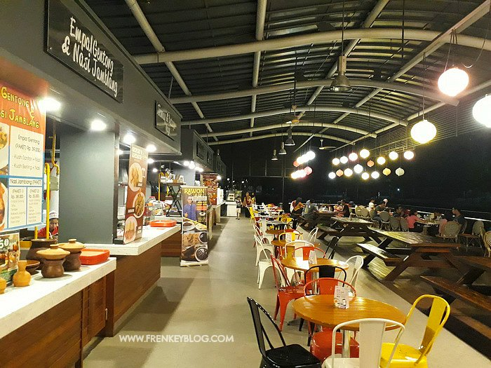 Wisata Kuliner Pasar Ah Poong Sentul