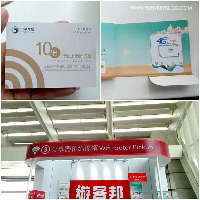 Chunghwa SIM Card - 4G Internet