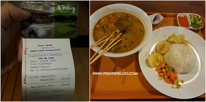 Kartu Top Up Ah Poong - Sate Kuah 50k