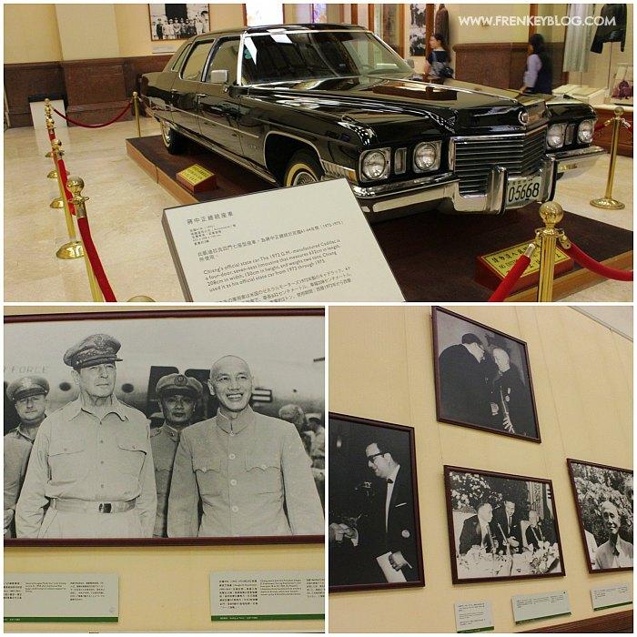 Mobil Ke-Presidenan ketika Chiang Kai Shek masih aktif sebagai Presiden, dan Foto-Foto bersejarah lain nya tentang dia