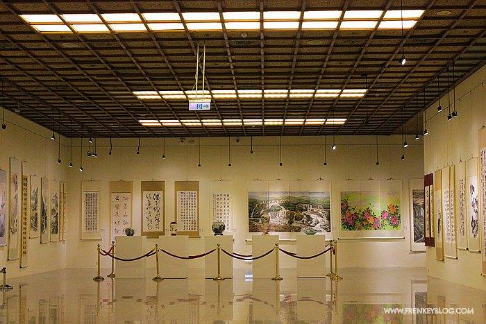 Museum Seni Artistik di Chiang Kai Shek Memorial Hall