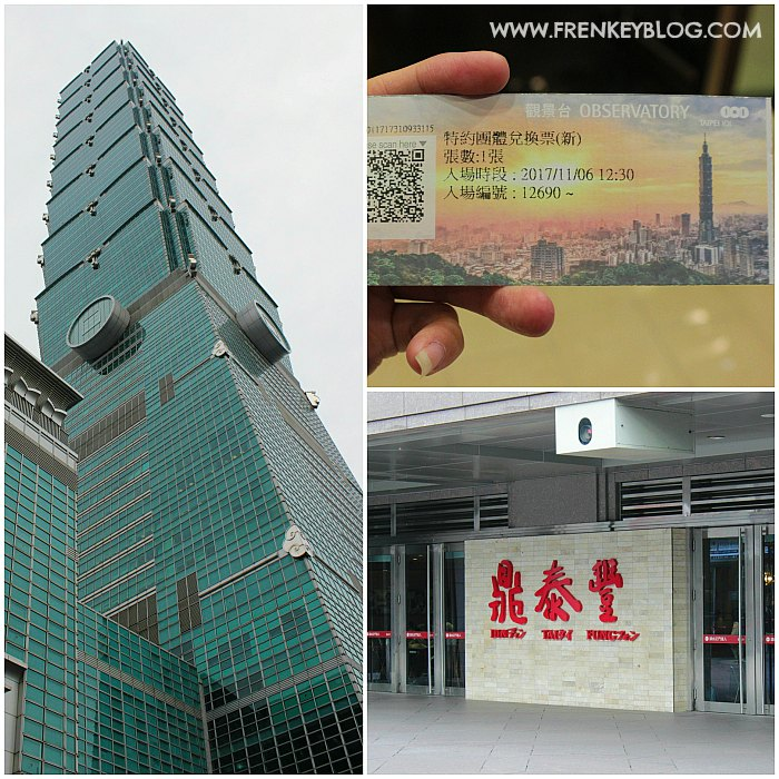 Ticket Taipei 101 Tower