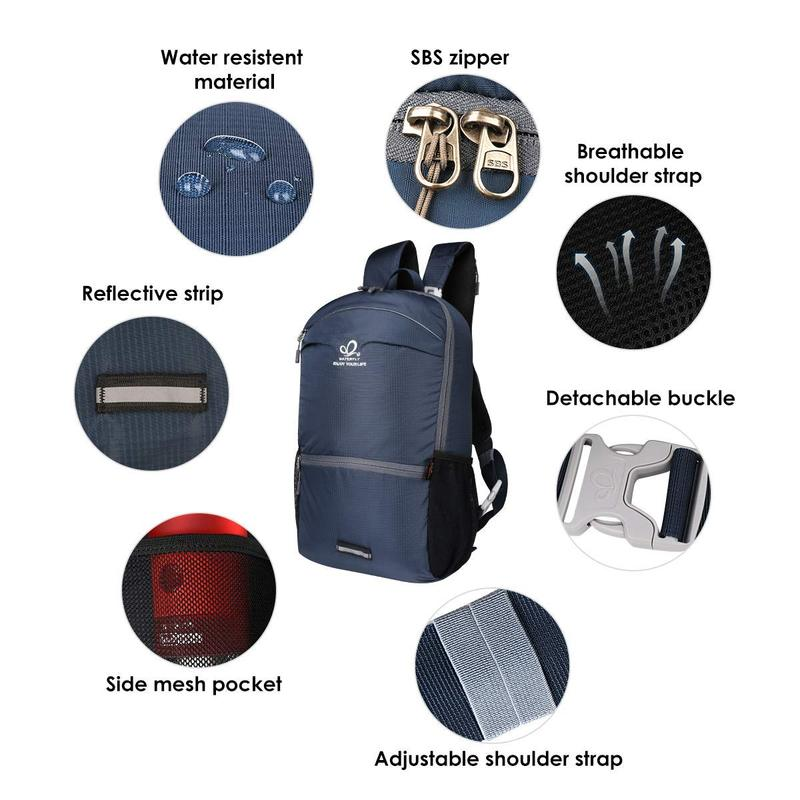 Keunggulan Tas Backpack Waterfly 3 in 1