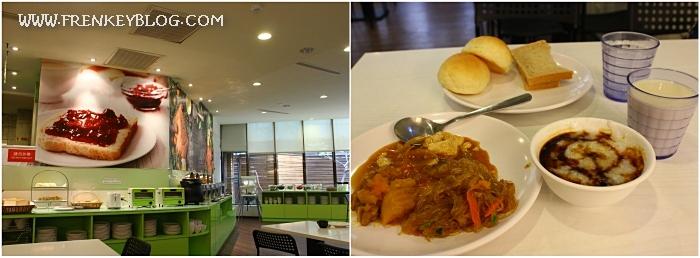 Breakfast di Hotel VIP Taichung