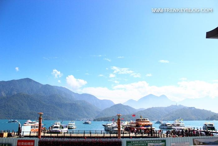 Shuishe Pier ( Dermaga Shuishe )