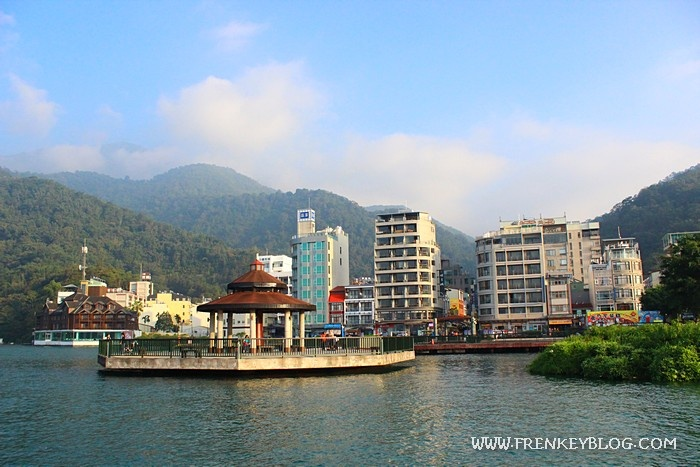 Ita Thao Pier Sun Moon Lake