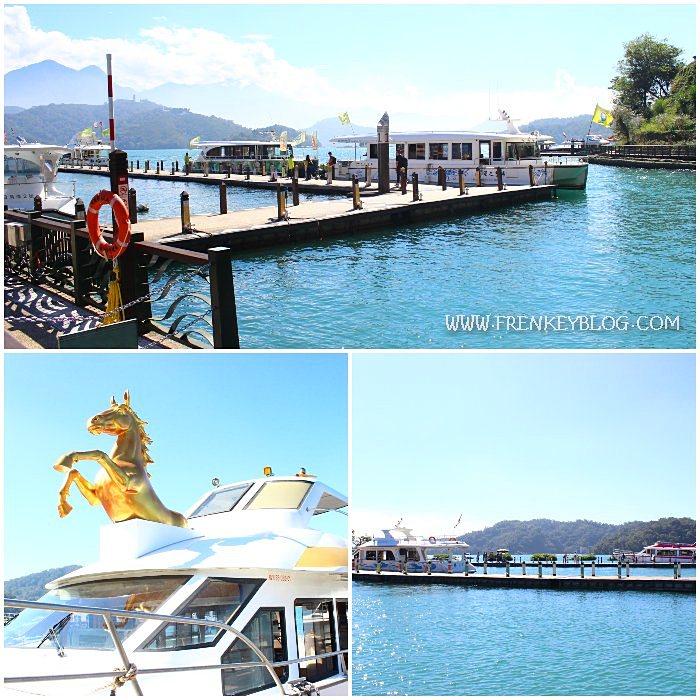 Kapal Feri yang di gunakan, Kapal Speedboat Kuda Emas :))