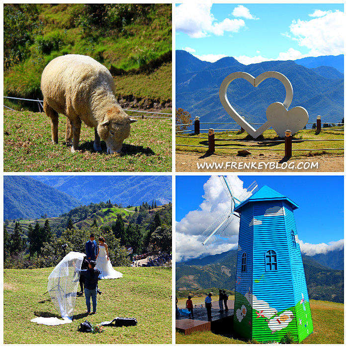 Dombo lagi Asyik Makan, Simbol Hati, Ada yang lagi Pre-Wedding, Rumah Kincir Angin Ala-Ala