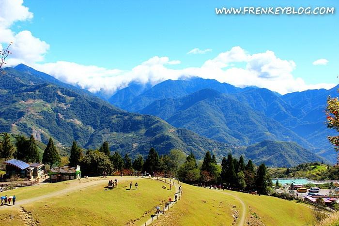 Cingjing Farm - Mirip Kaya Pemandangan di Swiss Engga?
