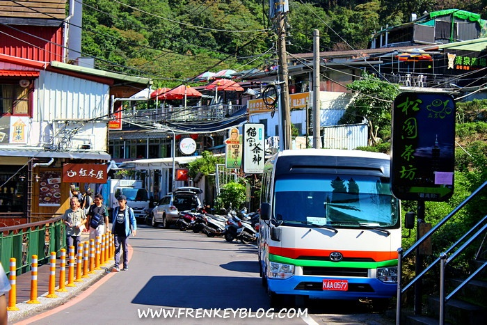 Jalan Kaki Santai melihat suasana Sekitar Maokong Mountain