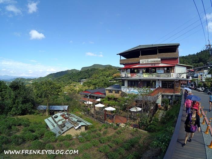 Pemandangan Sekitar Maokong Mountain