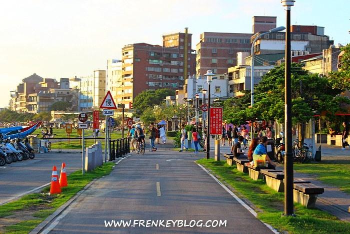 Hari 6 : Keliling Taipei ( Maokong Gondola, Tamsui Old Street, Ximending )